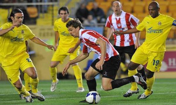 Prediksi  Athletic Bilbao vs Villareal 21 November 2016