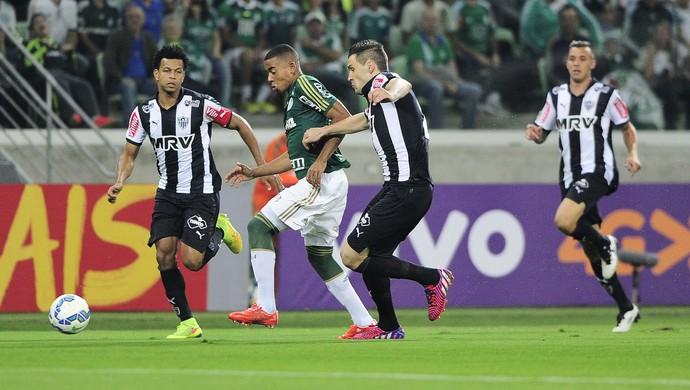 Prediksi Atletico Mineiro vs Palmeiras 18 November 2016