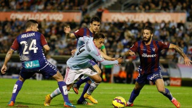 Prediksi Eibar vs Cela Vigo 20 November 2016