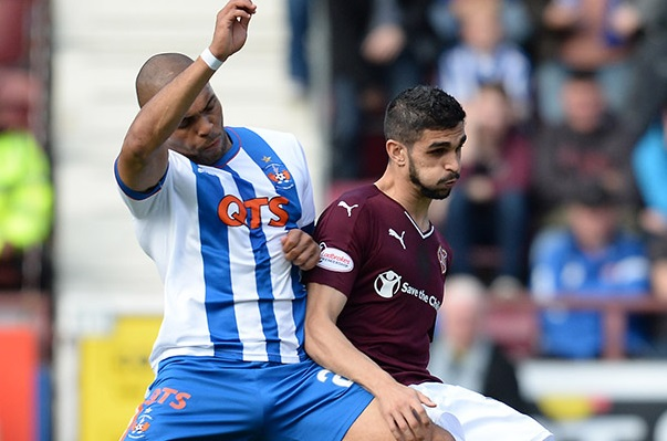 Heart of Midlothian vs Kilmarnock