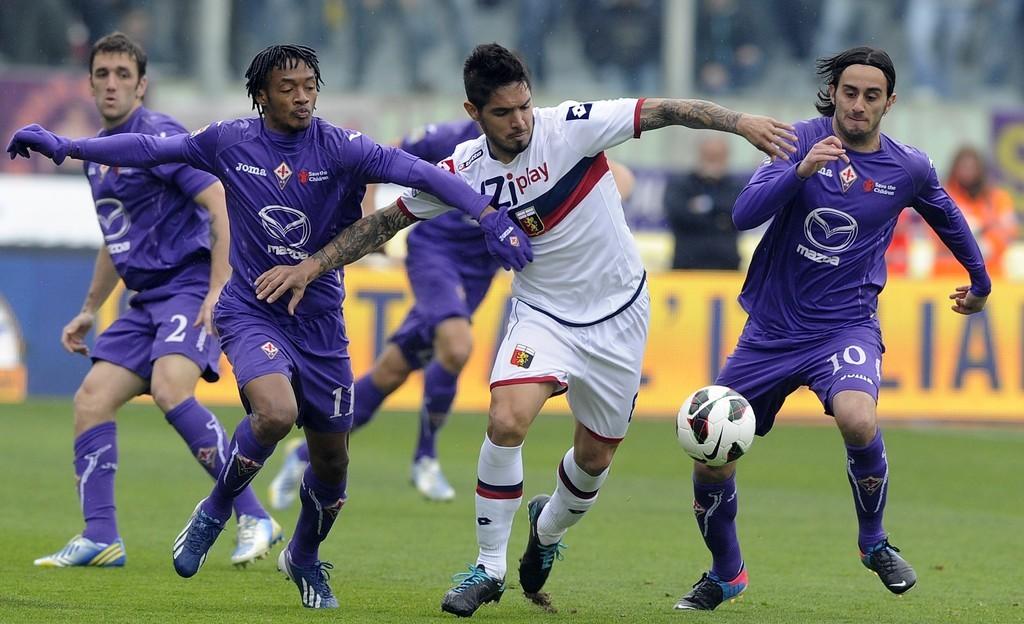 Prediksi Fiorentina vs Genoa 29 Januari 2017