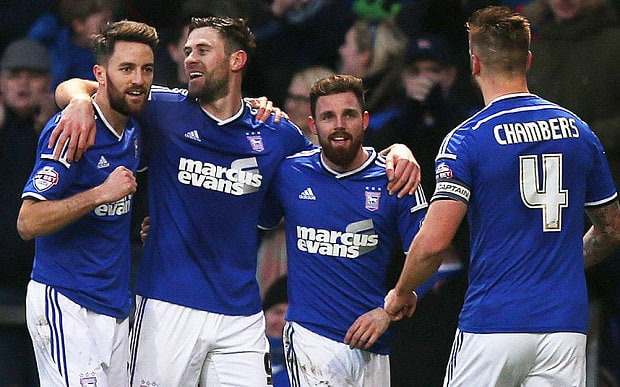 Prediksi Ipswich Town vs Lincoln City 7 Januari 2017