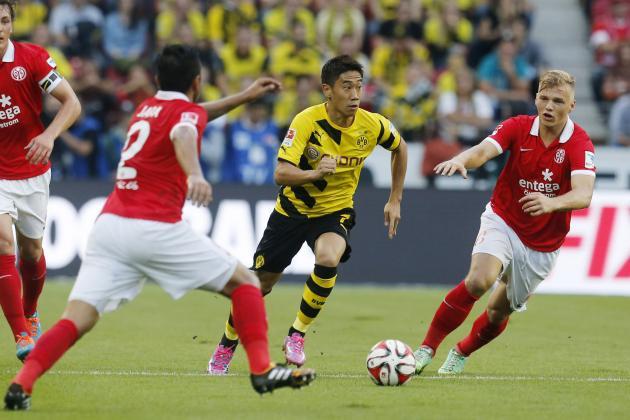 Prediksi Mainz 05 vs Borussia Dortmund 29 Januari 2017