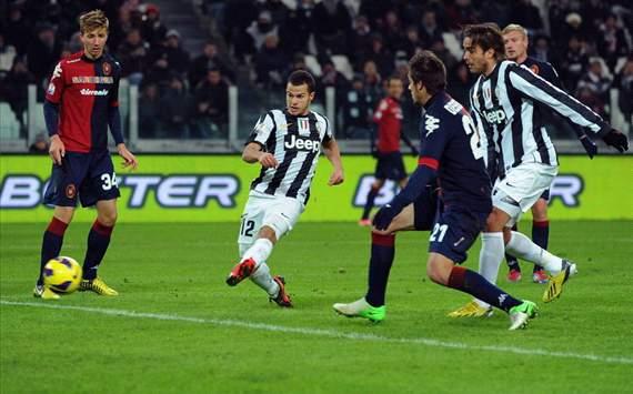 Prediksi Cagliari vs Juventus 13 Februari 2017