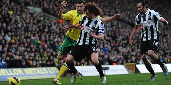 Prediksi Norwich City vs Newcastle United 15 Februari 2017