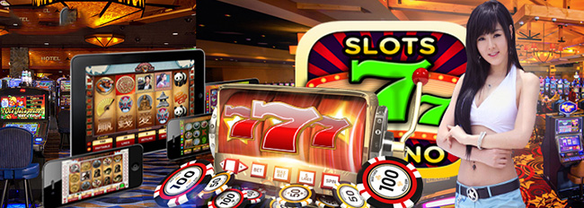 Slot casino online indonesia